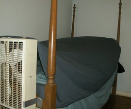 CHEAP WAY TO STAY COOL WHILE YOU SLEEP