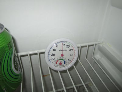 Calibrate Fridge / Freezer Thermostat