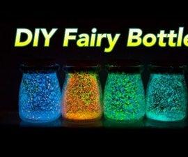 DIY Fairy Bottle (Glow Bottle)