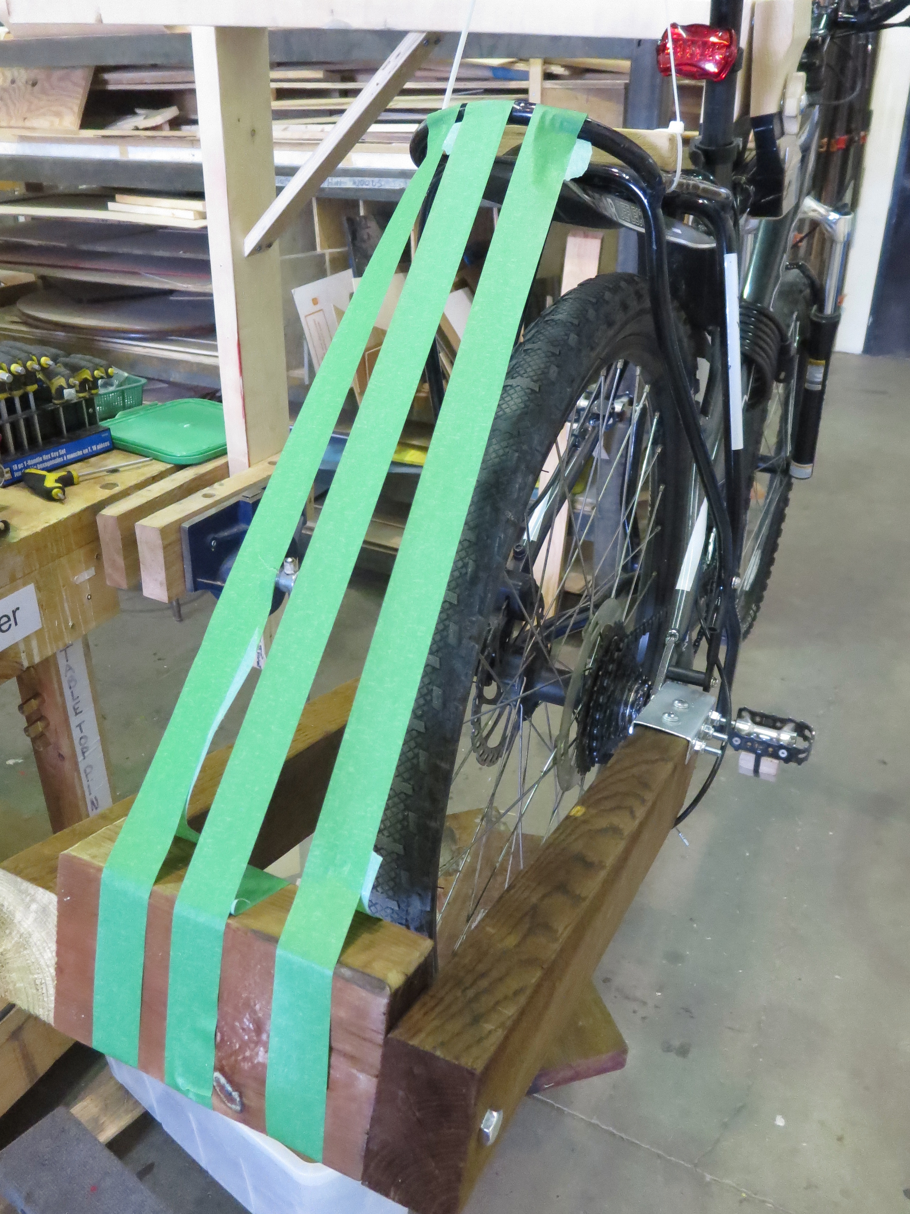 Picture of Figure Out How to Attach the Hitch to Your Bike, and Build That