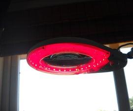 Upcycle Lamp to Seacret RGB Mood Lamp