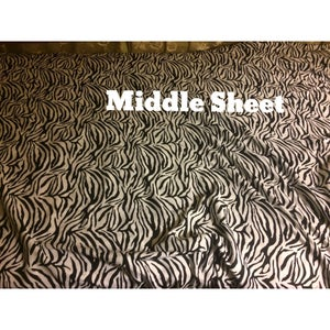 Put on Middle Sheet.