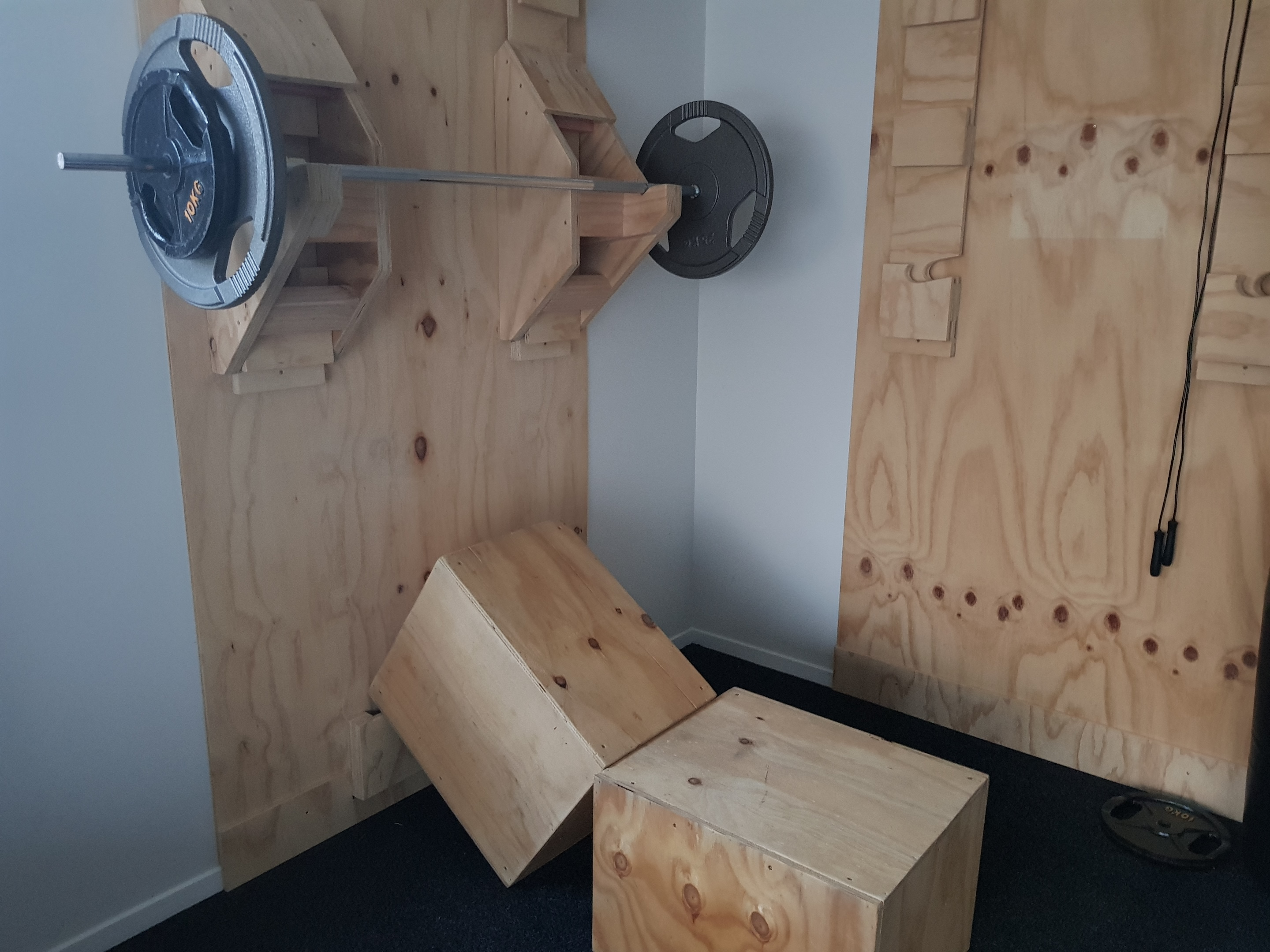 Picture of Inclined Bench Press