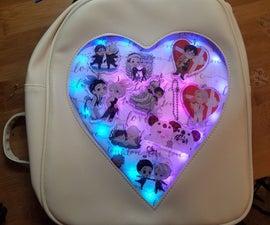 Glowing LED Ita Bag