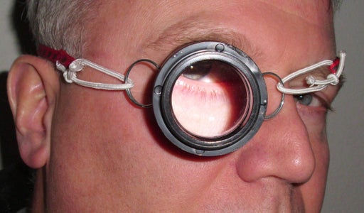 Magnifying Eyepiece