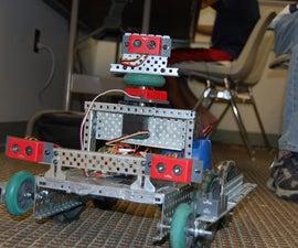 Autonomous Autonavigation Robot (Arduino)