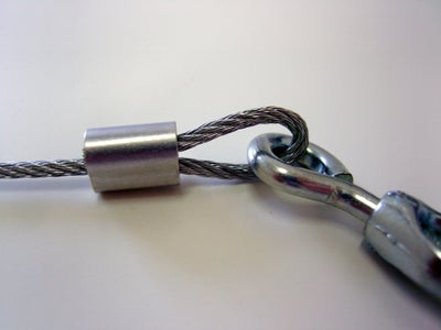 Create a Wire Loop Using the Ferrules...