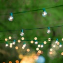 Hanging Outdoor Party String Lights