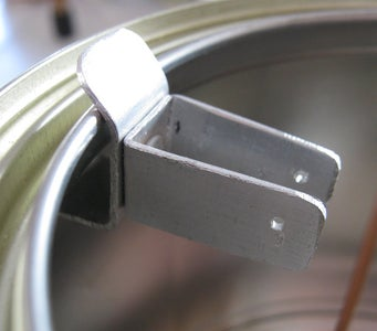 The Open Tin / Inlet Valve