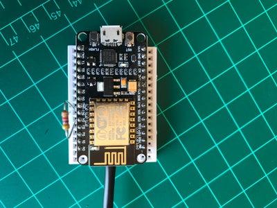 Connecting the Sensor to NodeMCU
