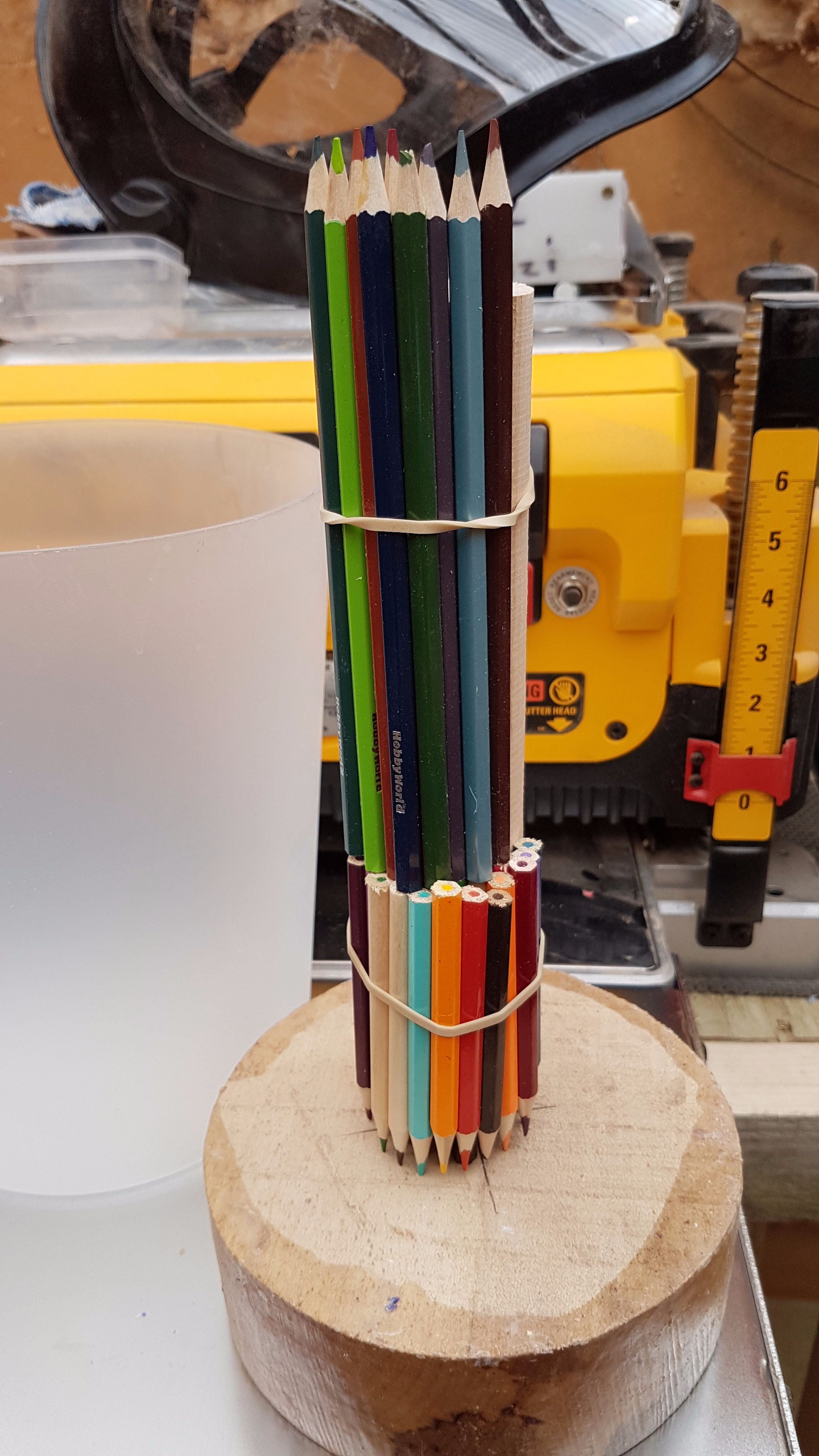 Picture of Adding Pencils