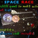 Space Race: Simple Arduino Clicker Game to Make With the Kids