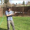 World's Most Powerful Marshmallow Gun -- How To Make Your Own