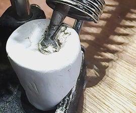 Quick & Easy DIY Solder Pot