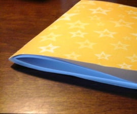 How to make a notebook in five minutes