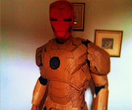 Awesome and Cheap, Iron Man Mark 42-43 Armor