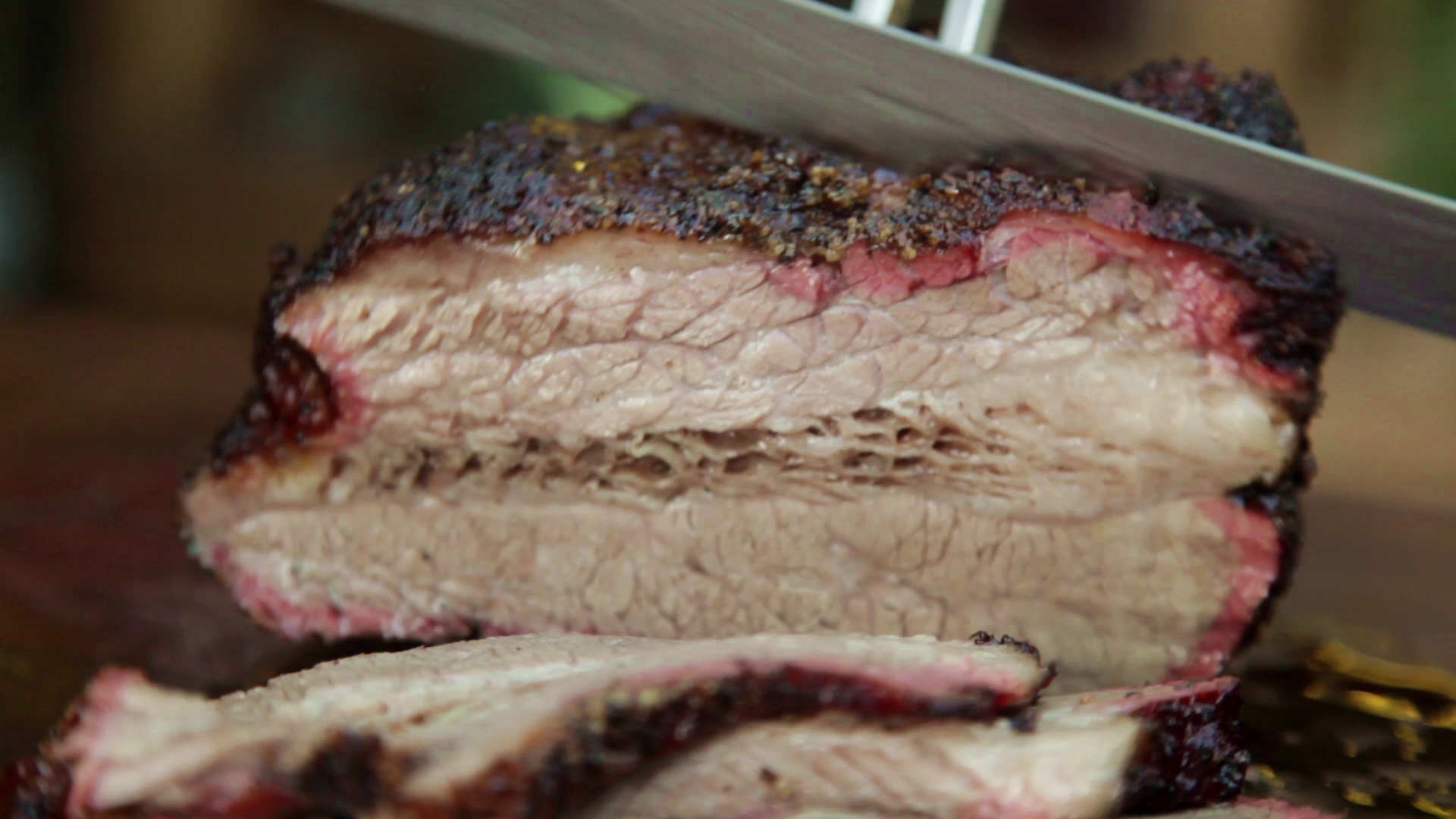 Picture of How to Smoke a Brisket on a Weber Kettle BBQ