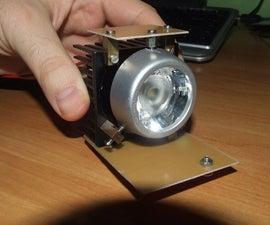 LED Projector Lamp v.1.0