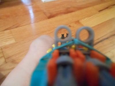 Knex Pseudo Semi-auto Assault Pistol