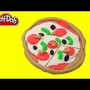 How to Make Pizza With Play Doh