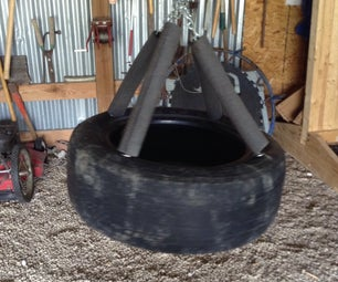 Tire Boxing Bag