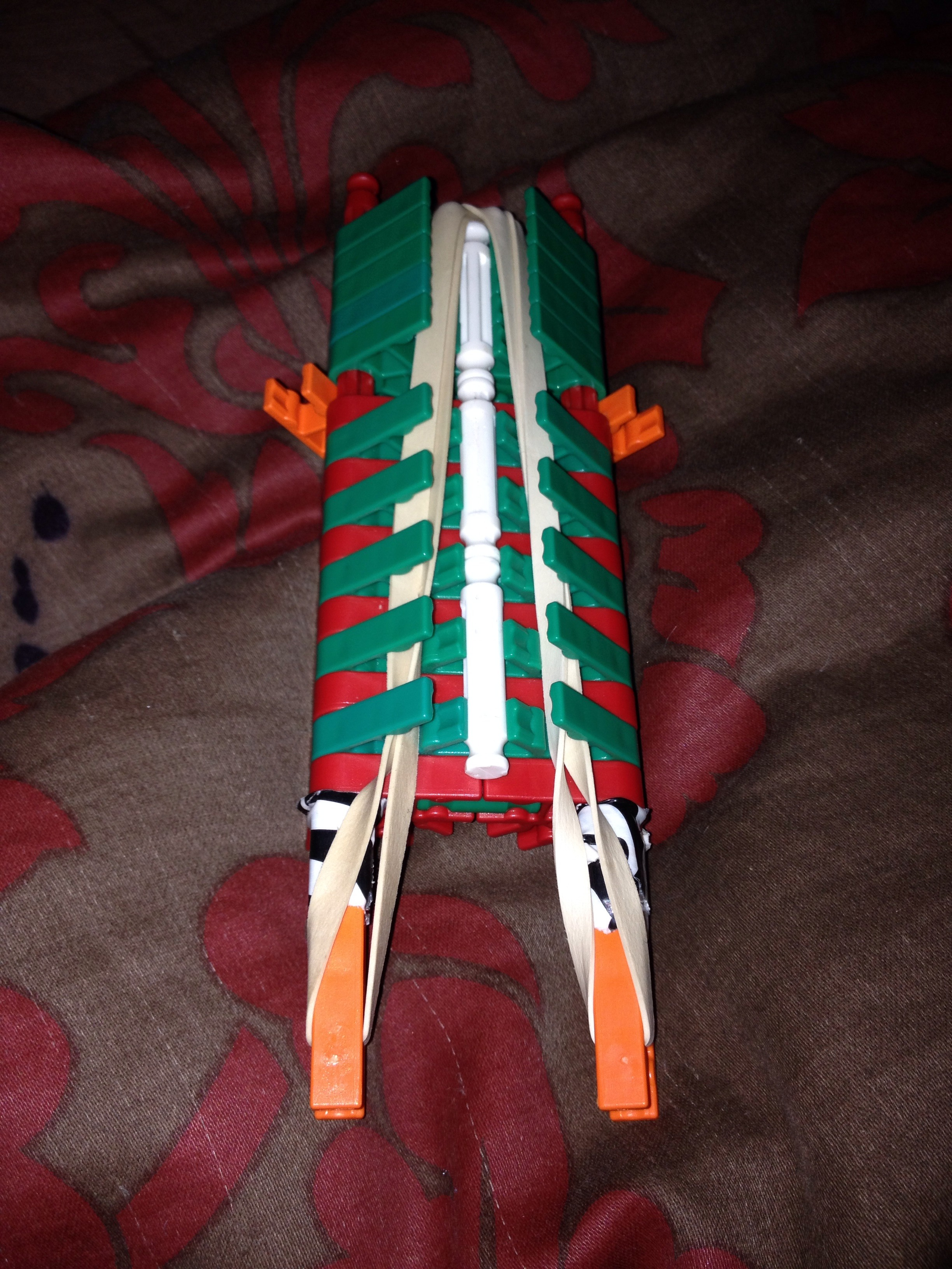 Picture of Knex Double Barreled Christmas Gun