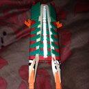 Knex Double Barreled Christmas Gun