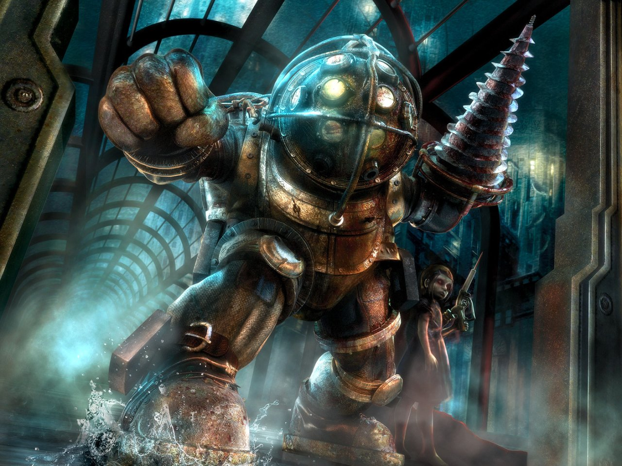 Picture of Should I make a Bioshock Big Daddy Costume?