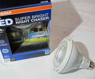 Hack an Expensive LED Bulb to Fit (nearly) Anywhere!