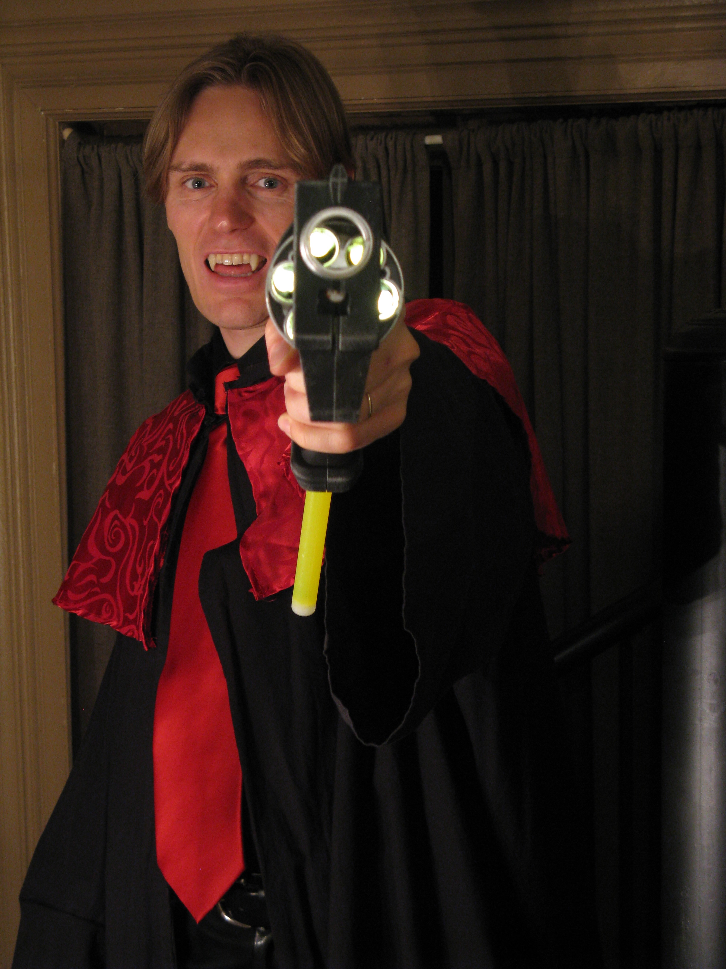 Picture of Vampire Costume