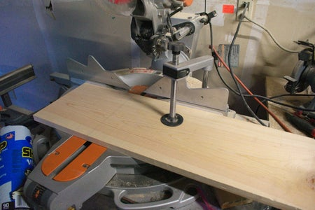 Measure and Cut Pieces