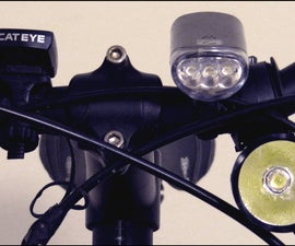 Voltage Regulated [5v] Bicycle Dynamo Light & USB Charger