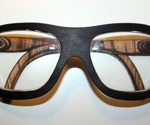 My Wooden Eyeglasses