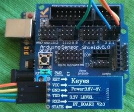 Recover Misconfigured HC-06 Bluetooth Module
