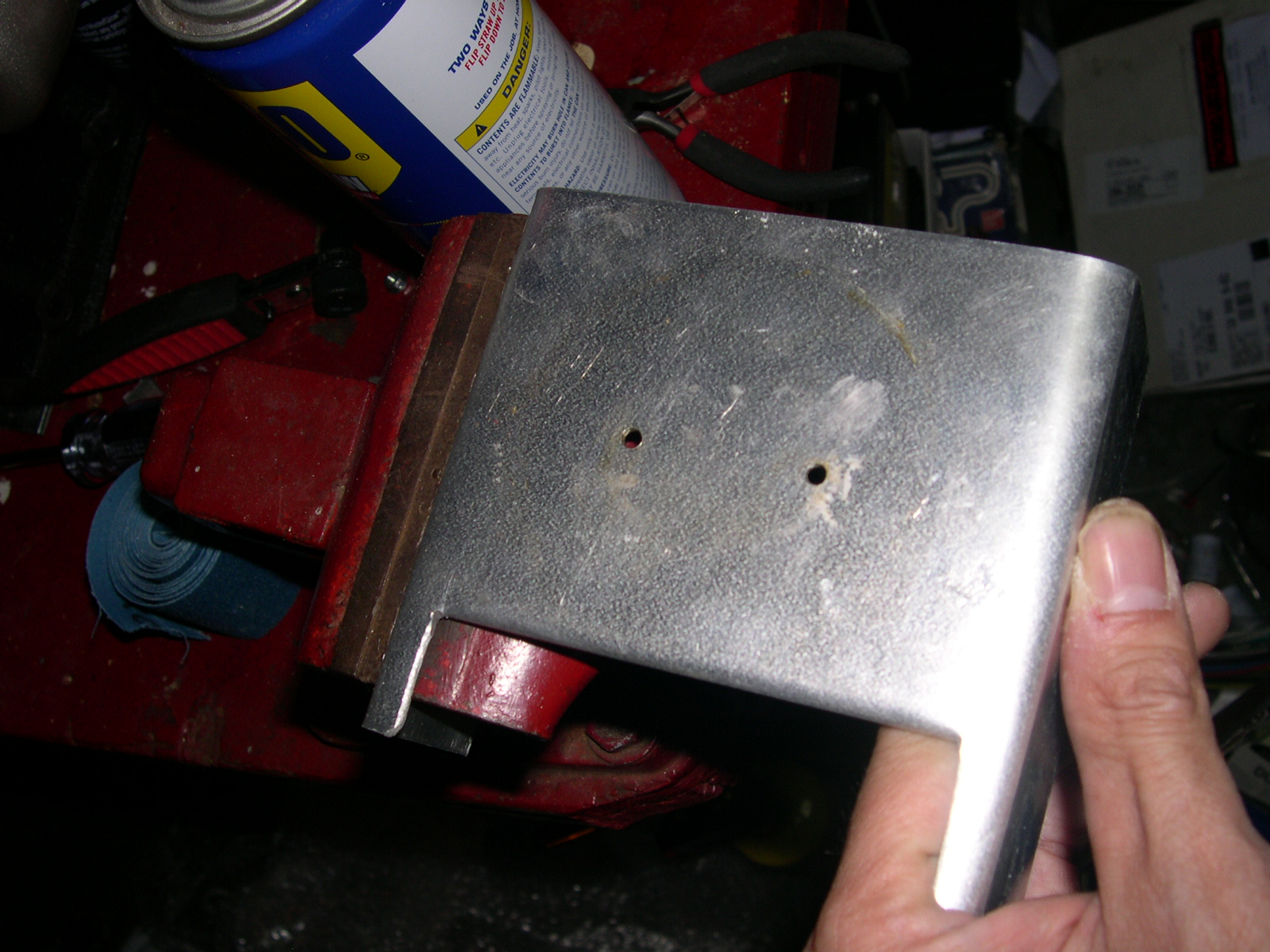 Picture of Making the Boiler Mount