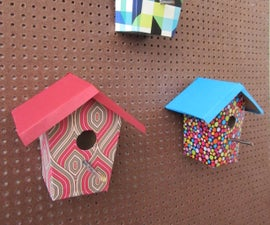 A Gift in the Shape of a Bird's House
