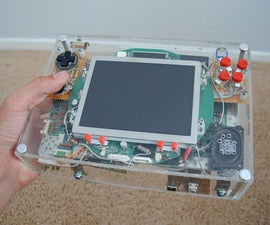 How to Make a Portable Game System
