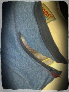 Sew the Collar