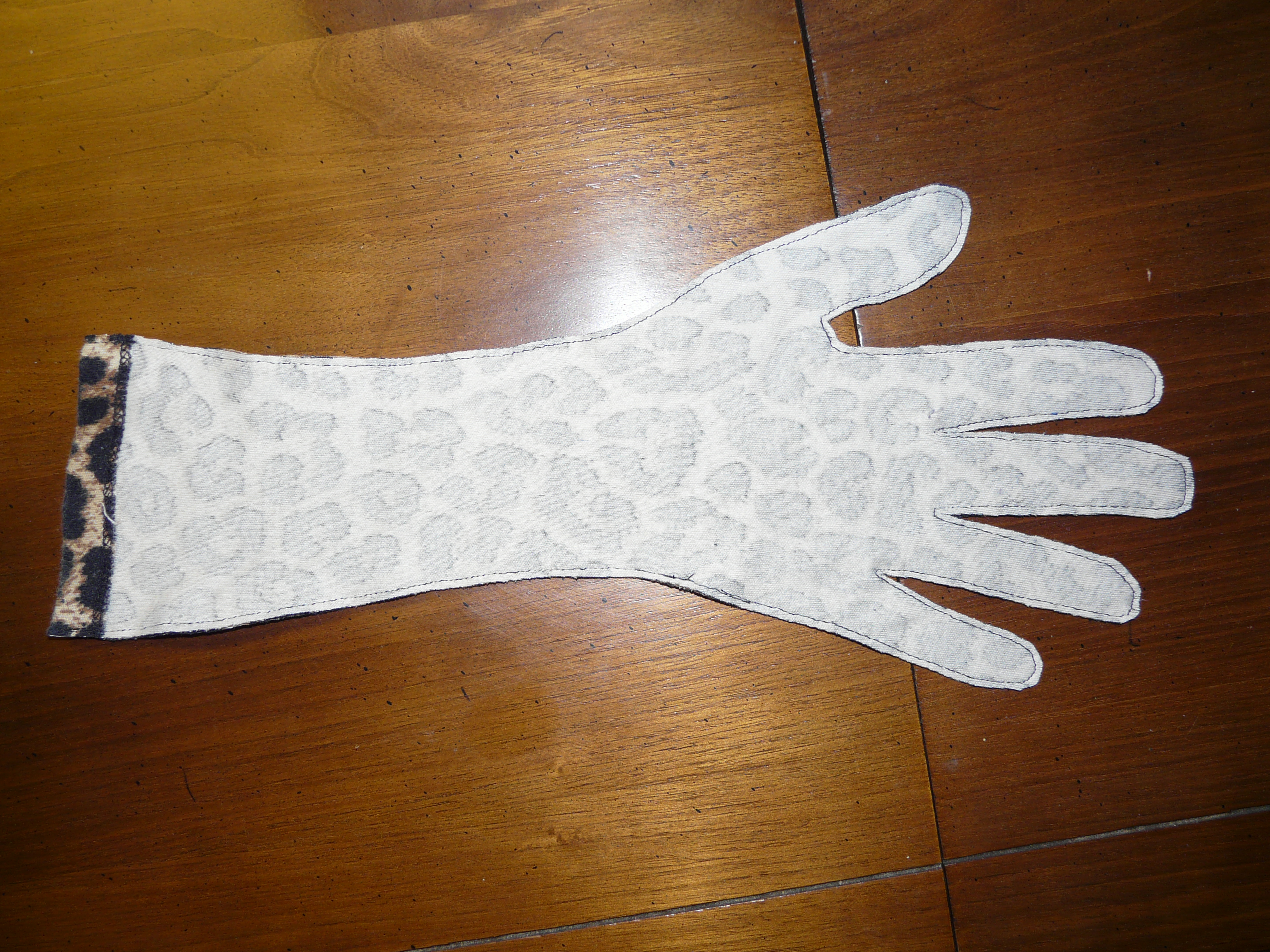 Picture of Cut the Gloves Out