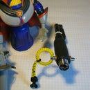 Keyring for a tool key