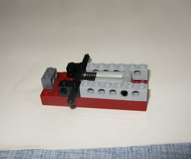 Lego Flick-Fire Missile Launcher