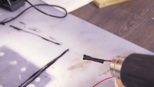 Adding a Power Plug