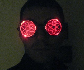 LED Atomic Goggles