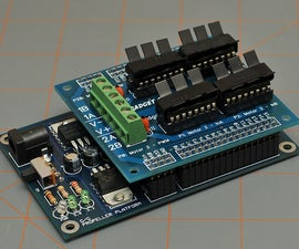 Make an 8-amp Dual Motor Controller For $40