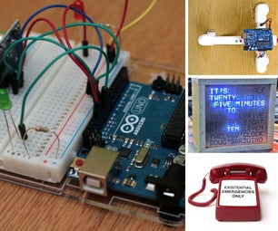 Inspirational Arduino Projects