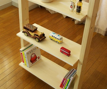 How to Make Cool Shelves