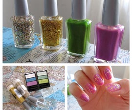 how to make nail polish