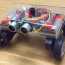 Arduino, Mini Sonar Robot