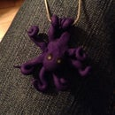 Polymer Clay Octopus