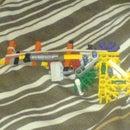 The mini ZT456 Gun(Bunduk's true trigger)(small easy 2 build)